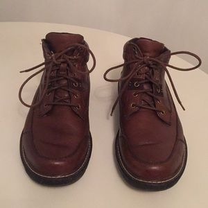 ABEO Bear Merrell brown leather boot